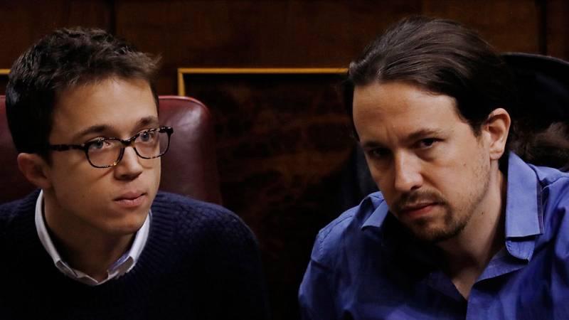 Unidos Podemos se ausenta en el minuto de silencio en el Congreso por la muerte de Barberá