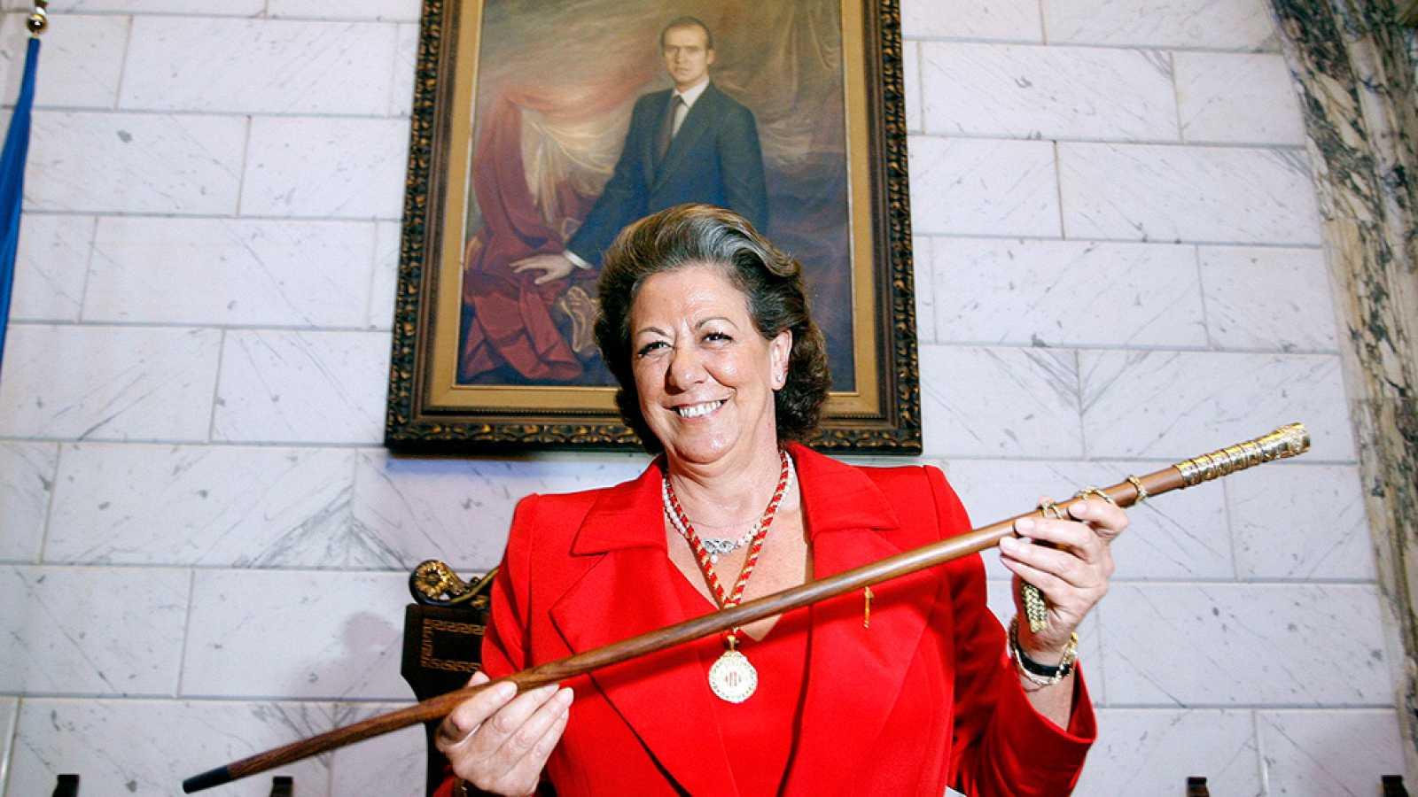 "Perfil de Rita Barberá, la ""eterna"" alcaldesa de Valencia - RTVE.es"