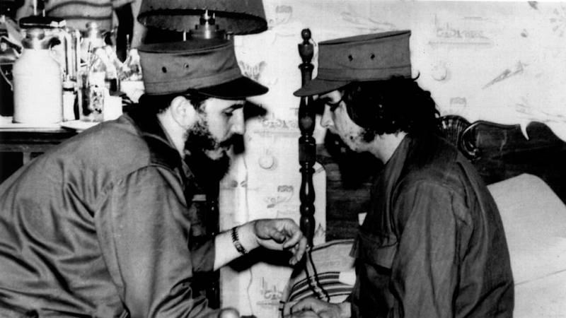 Fidel Castro, una de las figuras más controvertidas del siglo XX