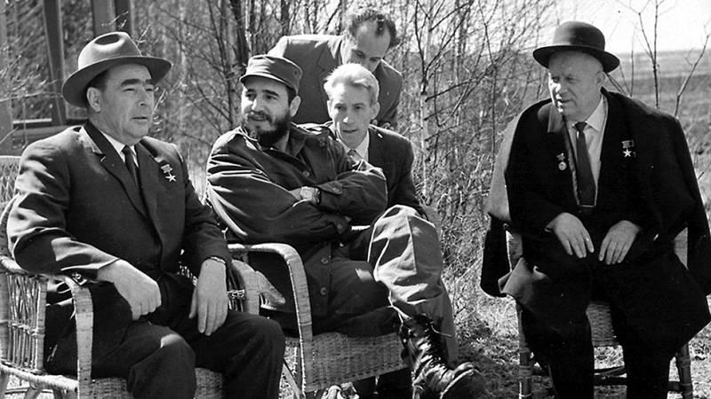 Cinco décadas de complicadas relaciones de la Cuba de Castro y EE.UU.