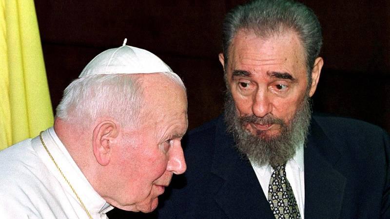 La mediación de la Iglesia católica en la Cuba de Fidel Castro