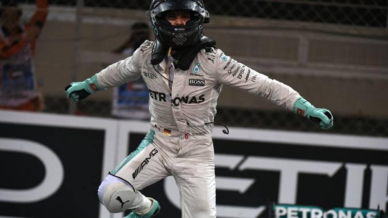 Nico Rosberg, un campeón con pedigrí