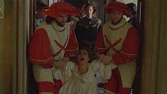 La Corona Partida - Felipe ordena encerrar a Juana