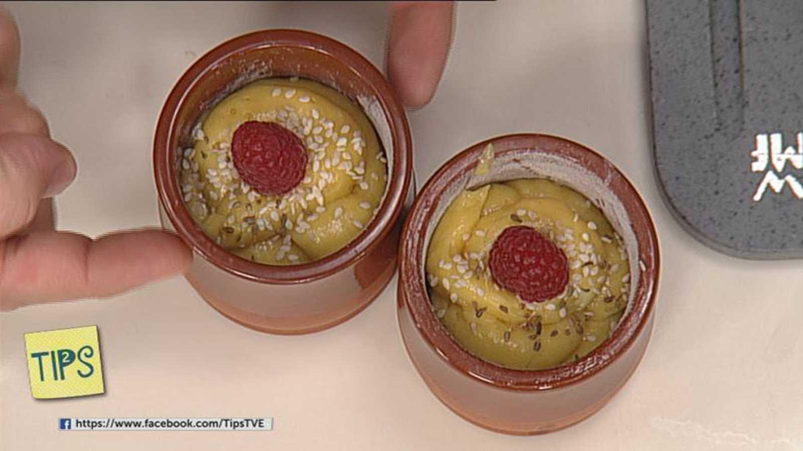 TIPS - Cocina - Bizcocho de calabaza