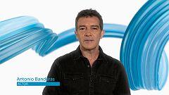 El actor Antonio Banderas felicita a TVE en su 60º aniversario