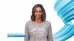 La nadadora Gemma Mengual felicita a TVE en su 60º aniversario