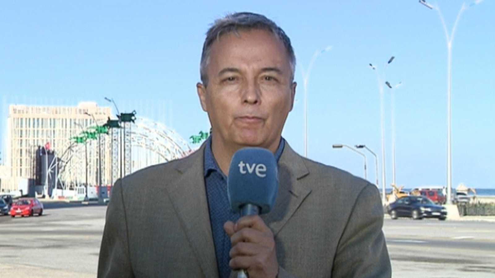 Detienen al enviado especial de TVE en La Habana
