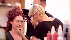 Reinas - Making of - Vestuario, maquillaje y peluquería