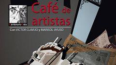 Ficción sonora - Café de Artistas - 21/09/16