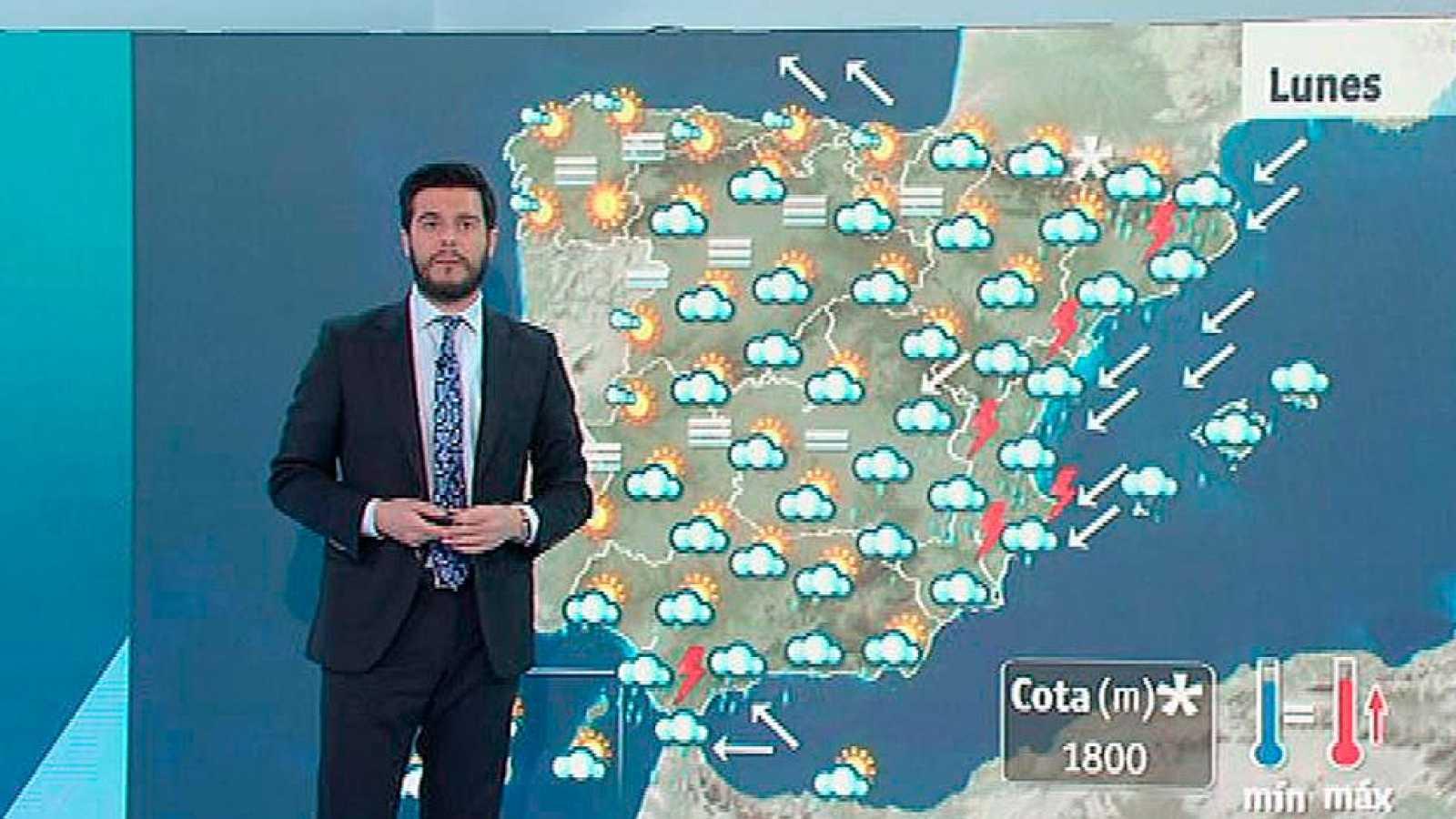 El Tiempo Alerta Naranja En Málaga Y Cádiz Con Riesgo Extremo De Inundaciones Rtve Es