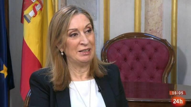 Parlamento - La entrevista - Ana Pastor en las puertas abiertas del Congreso - 03/12/2016