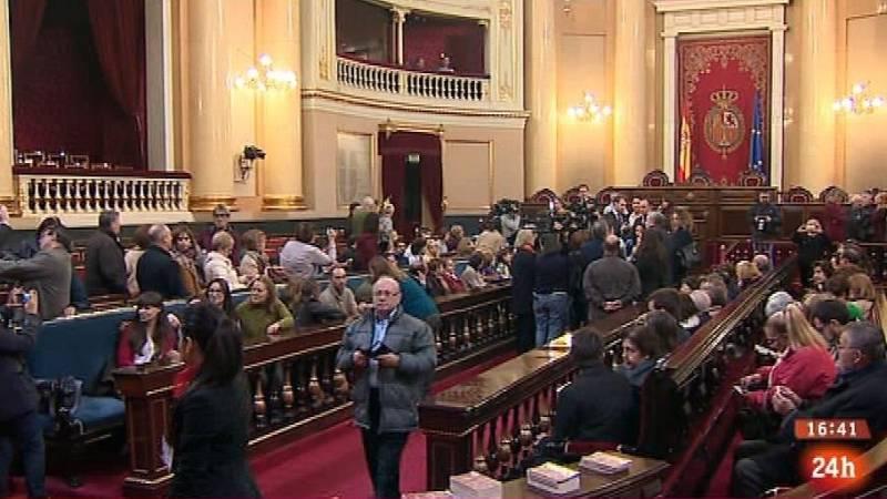Parlamento - Conoce el Parlamento - Puertas abiertas Senado - 03/12/2016