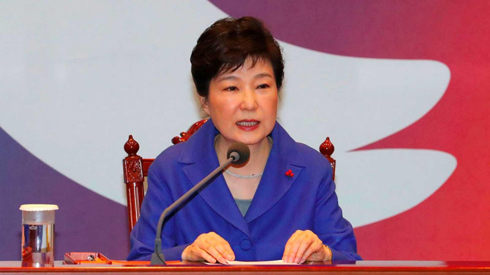 El parlamento de Corea del Sur aprueba la destitución de la presidenta del país