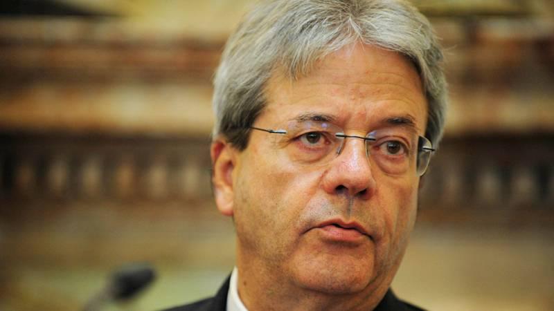 Gentiloni, un continuista fiel a Renzi encargado de Exteriores