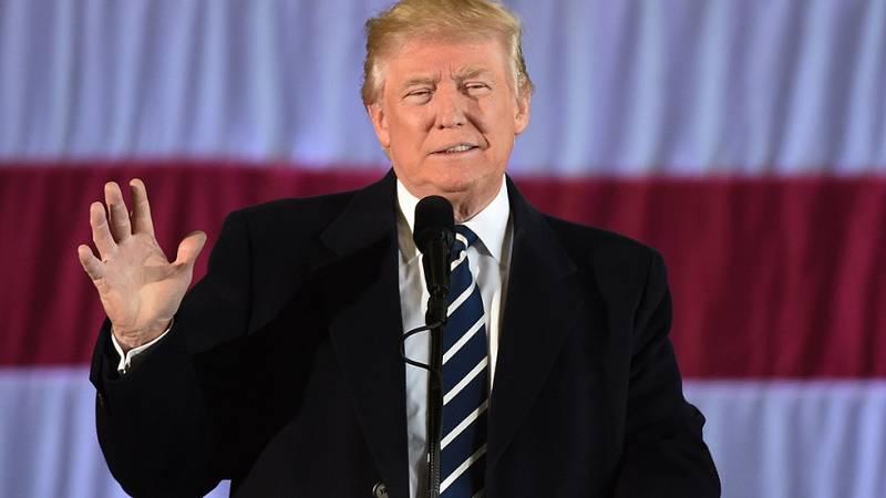 Trump rechaza que Rusia le ayudara a ganar las elecciones