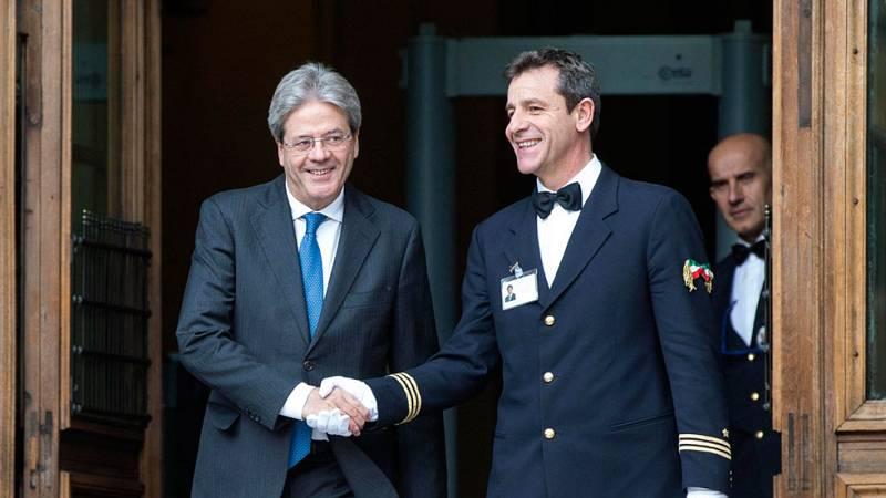 Paolo Gentiloni comienza las consultas para formar Gobierno en Italia