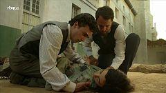Víctor Ros - El pueblo se subleva contra el ejercito y Candela sale herida