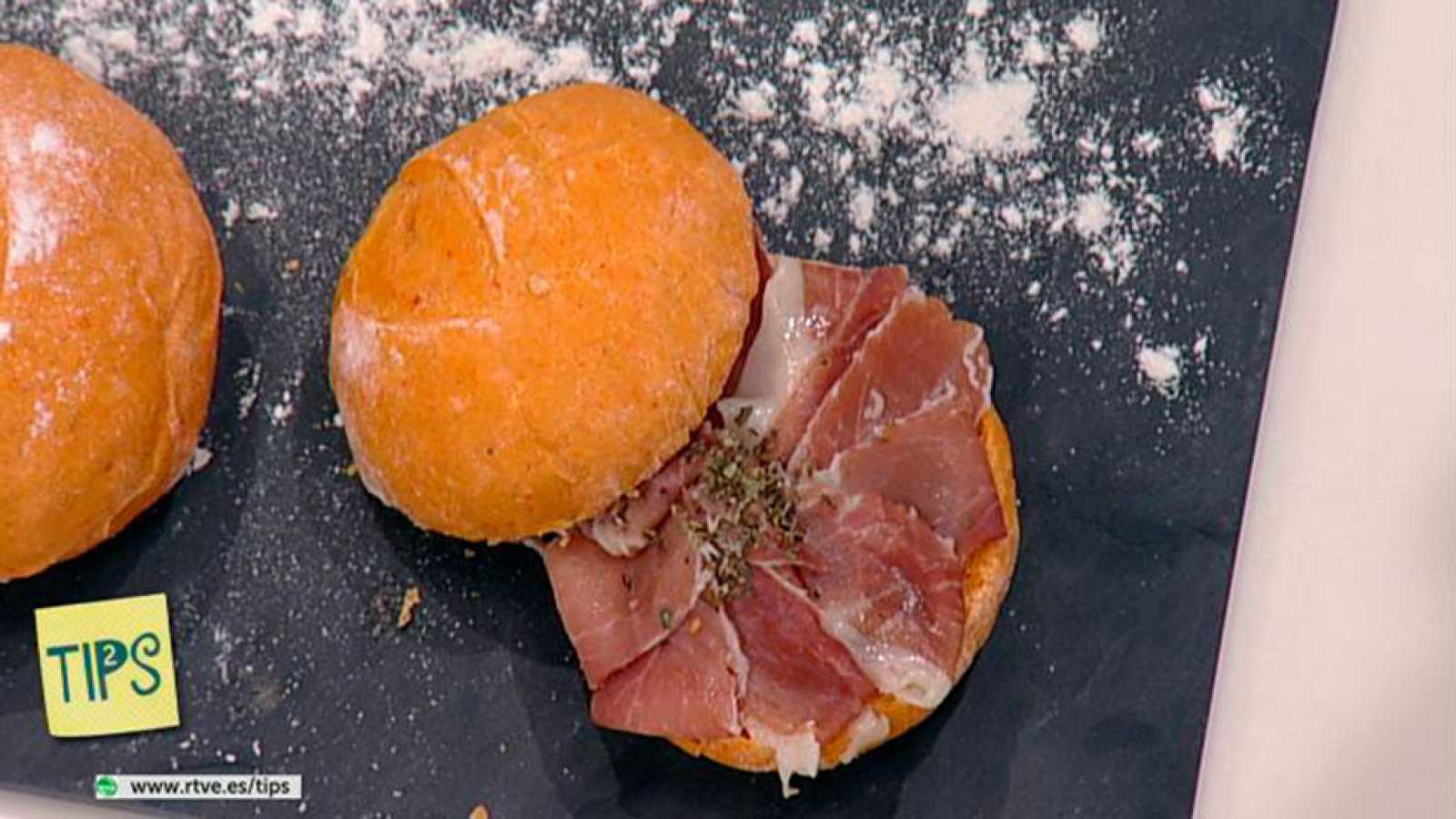 TIPS - Cocina - Pan de tomate picante