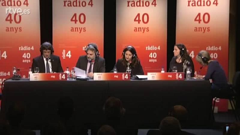 40 anys de Ràdio 4 - El matí a Ràdio 4