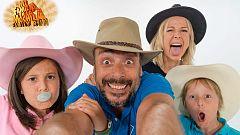 "Ruta del Cowboy con  ""Mi Familia en la Mochila - Family Run"" - Avance cap. 1"