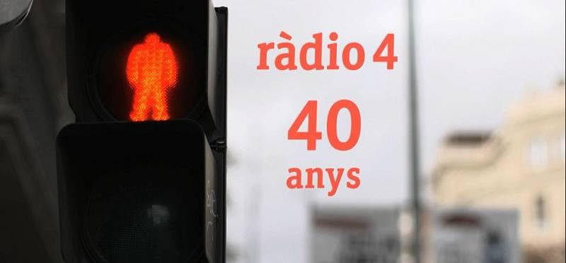 40 anys de Ràdio 4, la primera en català