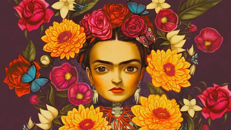 Benjamin Lacombe presenta en Madrid su libro iliustrado sobre Frida Kahlo