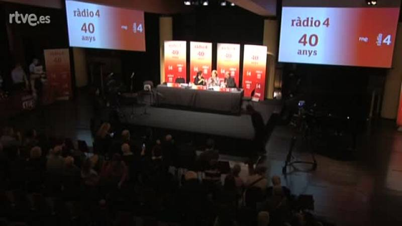 40 anys de Ràdio 4 - Amics i coneguts
