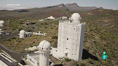 Órbita Laika - Visita al Instituto Astrofísico de Canarias