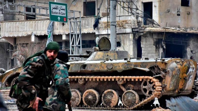 Fracasa el alto el fuego en Alepo