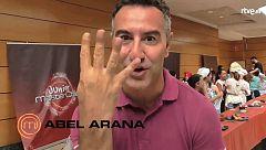 MasterChef Junior - Abel Arana viaja al casting de Valencia