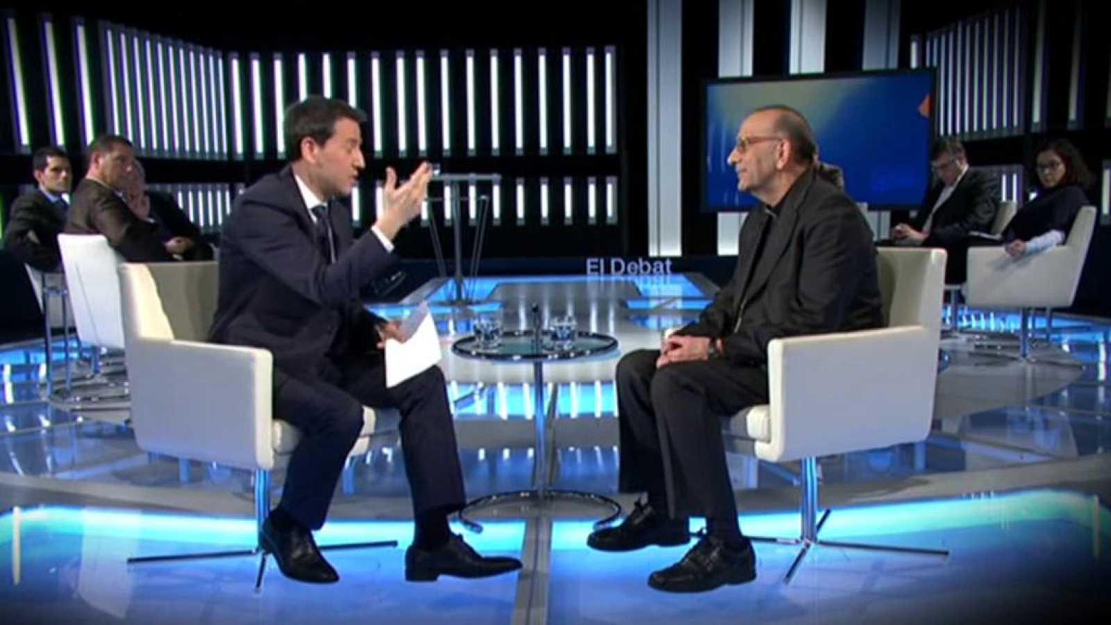 El Debat de La 1 - Juan José Omella, arquebisbe de Barcelona - Avanç