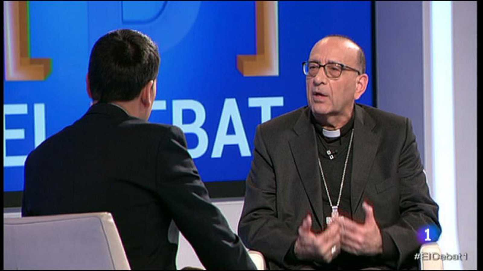 El Debate de La 1 - Juan José Omella