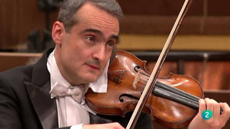 Los conciertos de La 2 - Orquesta Sinfónica RTVE A-7 (Temporada 2016-2017) - ver ahora
