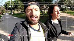 Nacidos para correr - Rafael Amargo y Alma Obregón