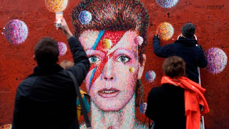 David Bowie habría cumplido 70 años