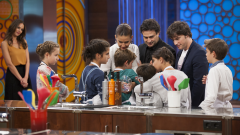 MasterChef Junior 4 - Jefferson y Jose Enrique finalizan su aventura