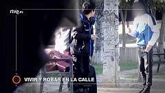 'Teleobjetivo' - Vivir y robar en la calle