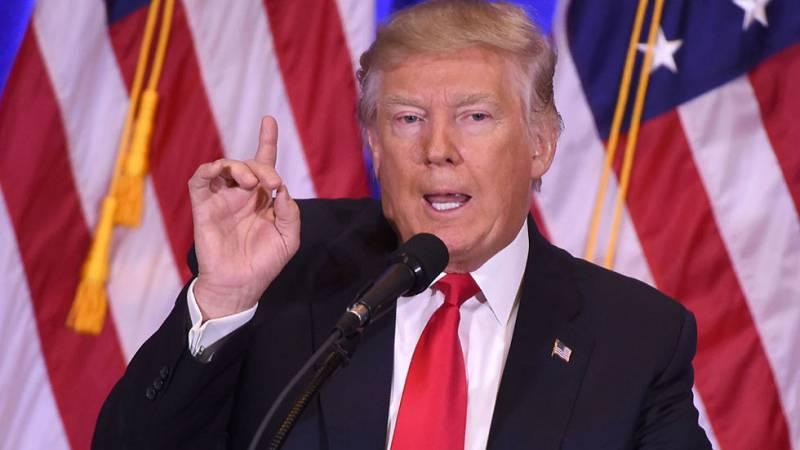 """Donald Trump: """"Vamos a ser el mayor productor de empleo que ha creado Dios jamás"""""""
