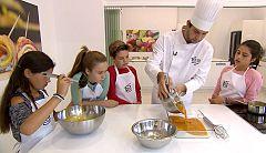 MasterChef Junior 4 - Cocina de vanguardia para principiantes