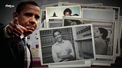 El álbum de la infancia y adolescencia de Barack Obama