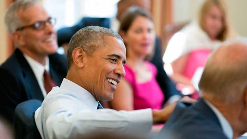 En portada - Obama Out - ver ahora
