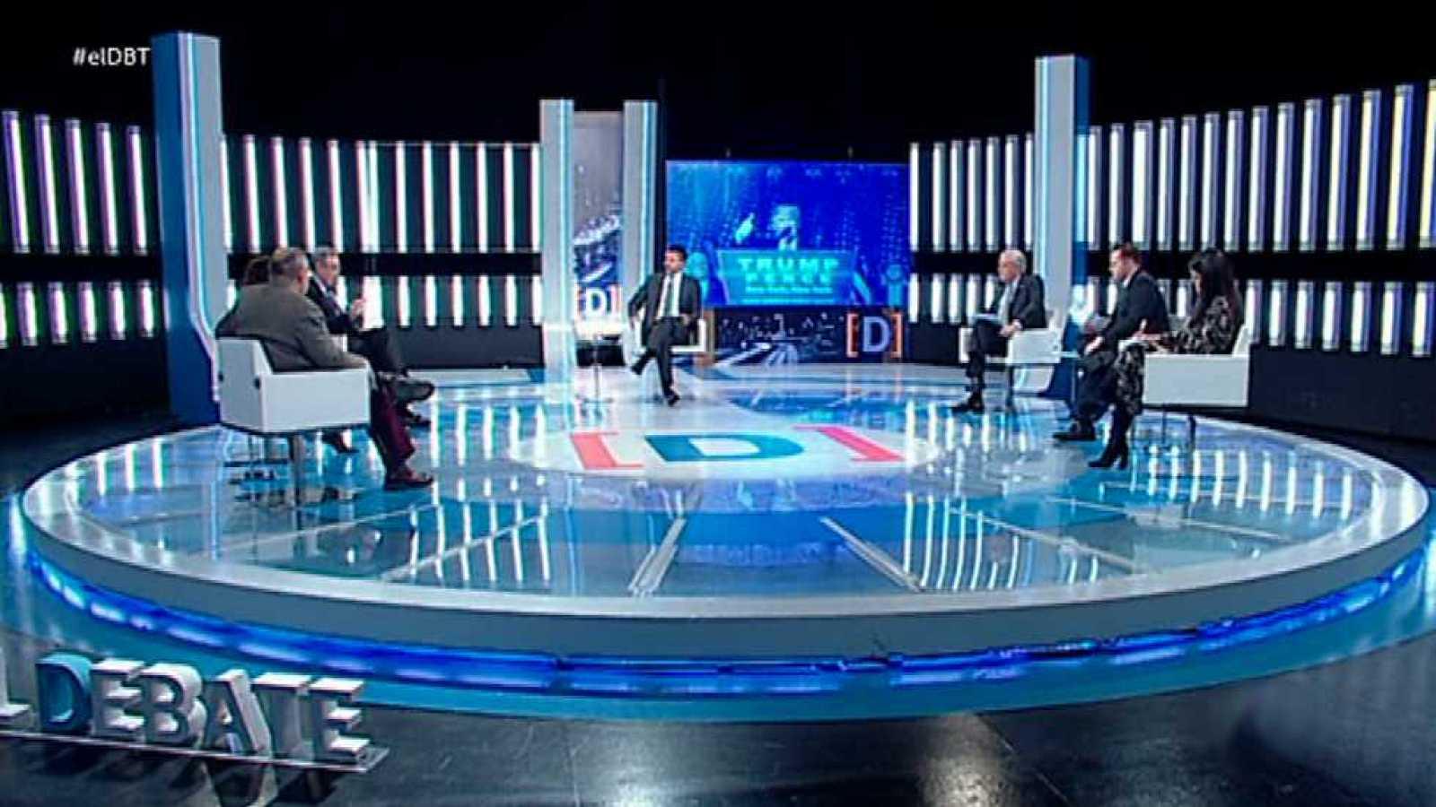 El debate de La 1 - 18/01/17 - ver ahora