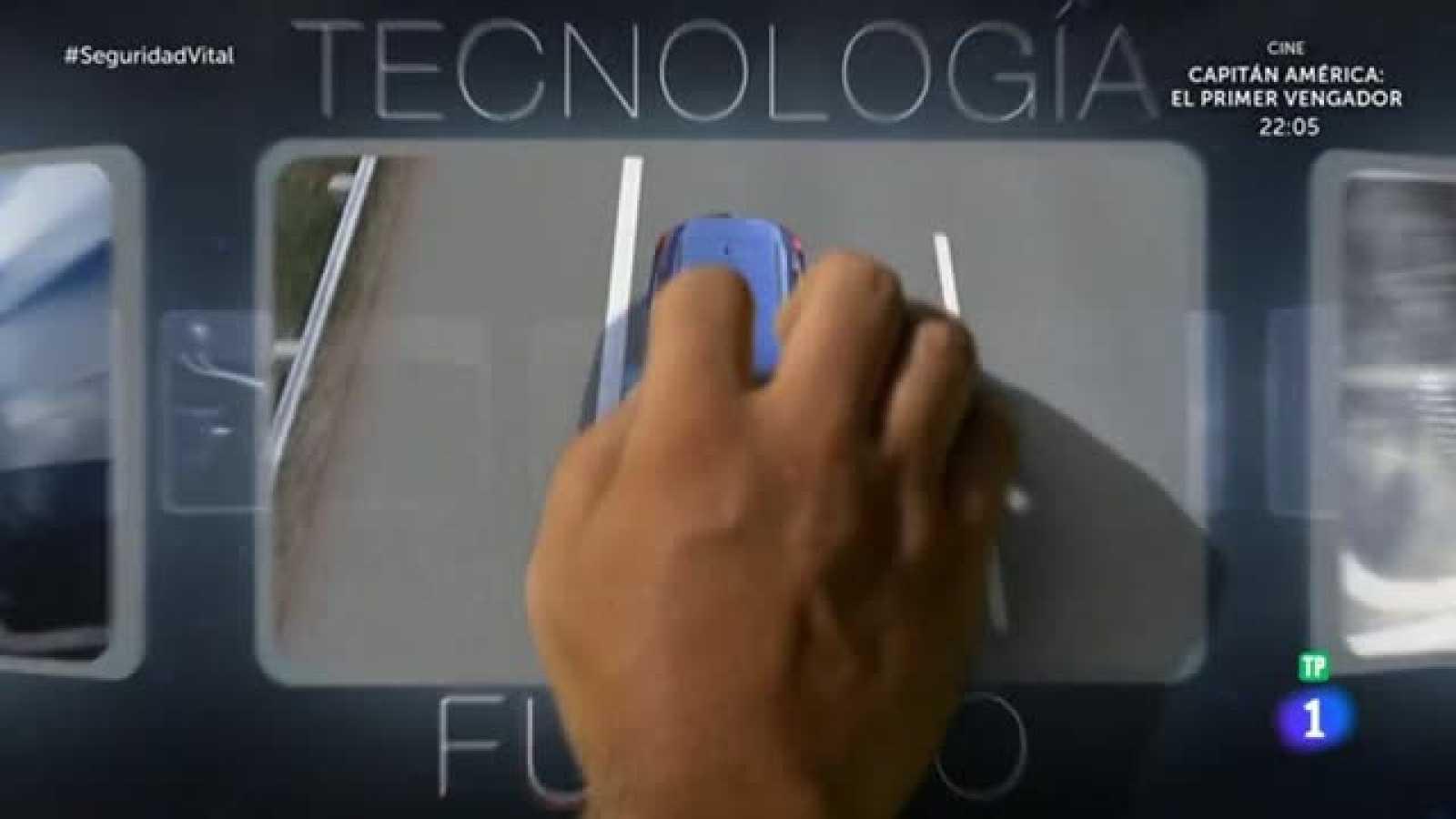 'Tecnología y Futuro' - App de partes amistosos y mucho más