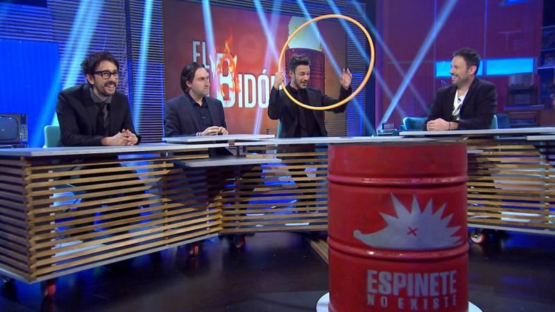 Espinete no existe - El olbidón - Enrique y Ana