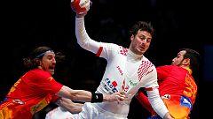 España cae ante Croacia por uno y no luchará por las medallas