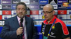 """Jordi Ribera: """"Croacia ha sabido administrar mejor los últimos minutos"""""""