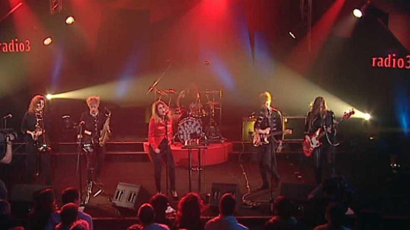 Los conciertos de Radio 3 - The Grooves - ver ahora