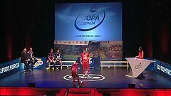 Fútbol Sala - Sorteo Copa de España