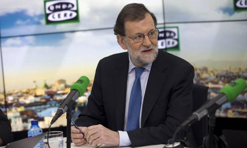 Rajoy no descarta la creación de un coordinador general en el PP en el próximo Congreso Nacional