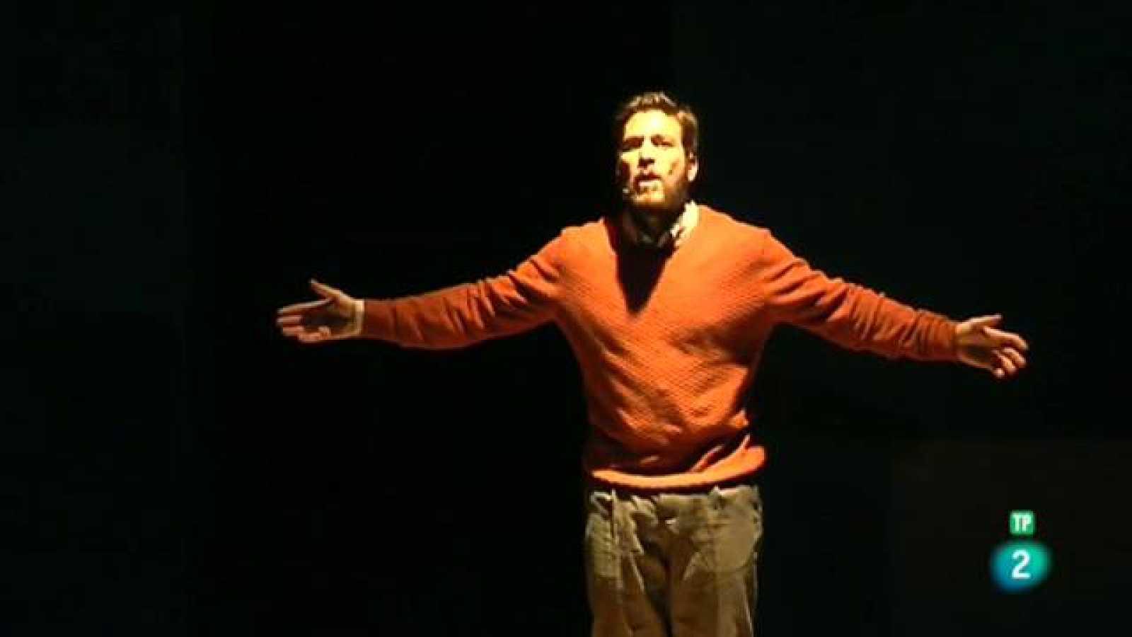 Atención Obras - José Martret dirige 'El hombre duplicado' de Saramago